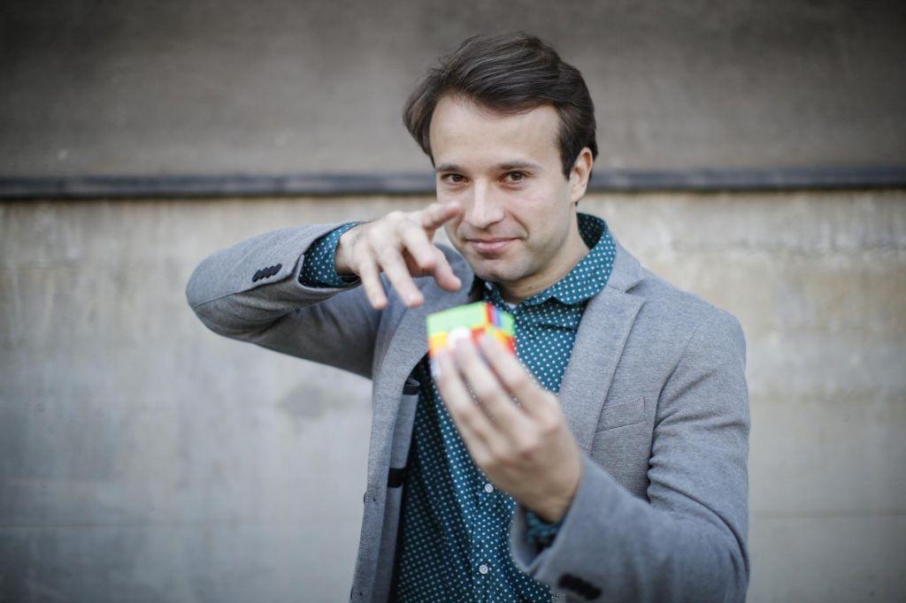 Nik Škrlec: Rad premikam meje domišljije