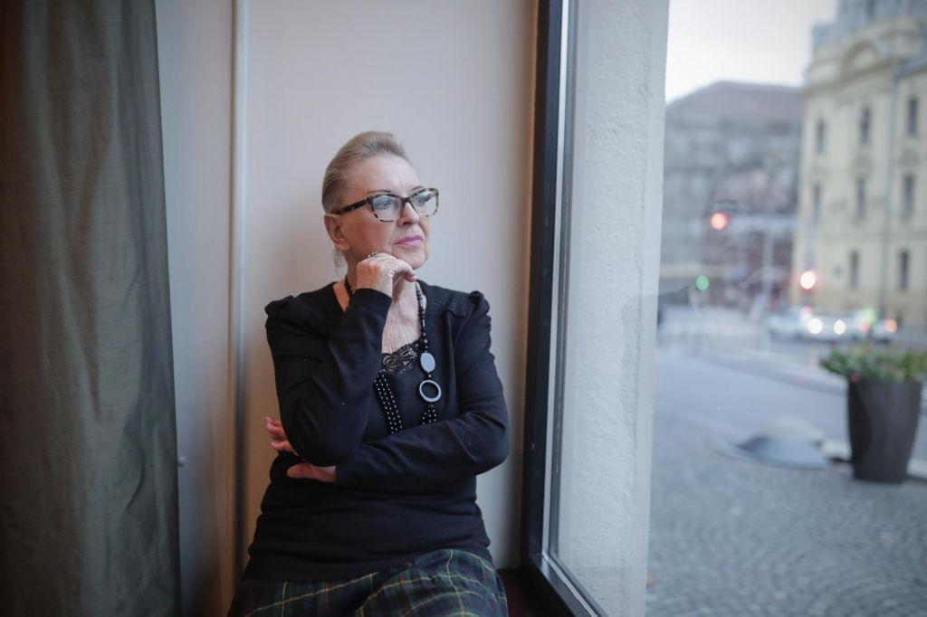 FOTO:Gabi Novak: »V življenju sem naredila vse«