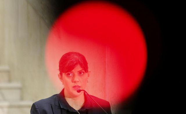 Koga bo najprej vzelo na piko evropsko tožilstvo? Njegovi člani bodo dobili več kot 12.800 evrov na mesec bruto, upravičeni so še do nekaj dodatkov, s katerimi si lahko plačo povišajo za dobrega tisočaka. FOTO: Reuters