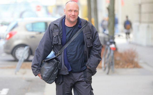 Casiraghi zanika, da je storil tri kazniva dejanja prikrivanja.<br /> FOTO: Tadej Regent
