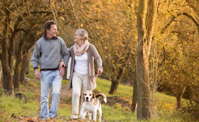 Psi znižujejo tveganje za prezgodnjo smrt in poskrbijo za boljši spanec žensk. Foto: Shutterstock
