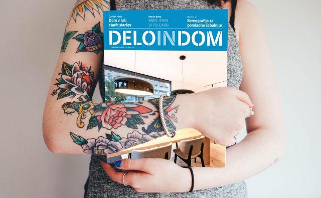 Sreda je dan za novo številko priloge Deloindom. Foto: Emporij