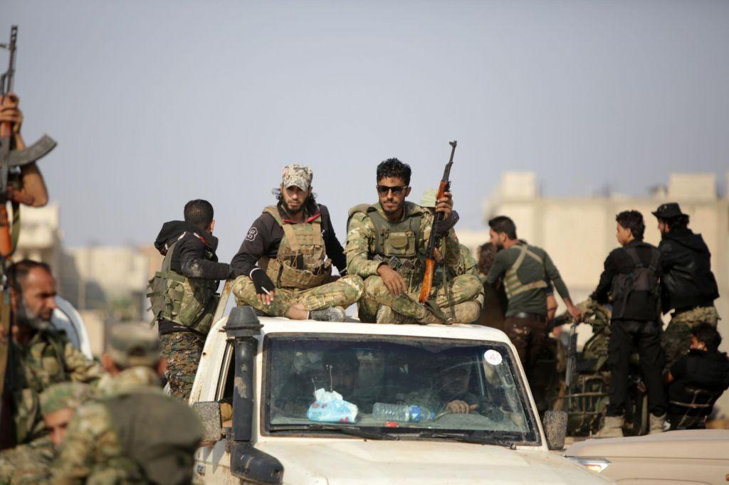 Negotovost, strah in jeza v Siriji