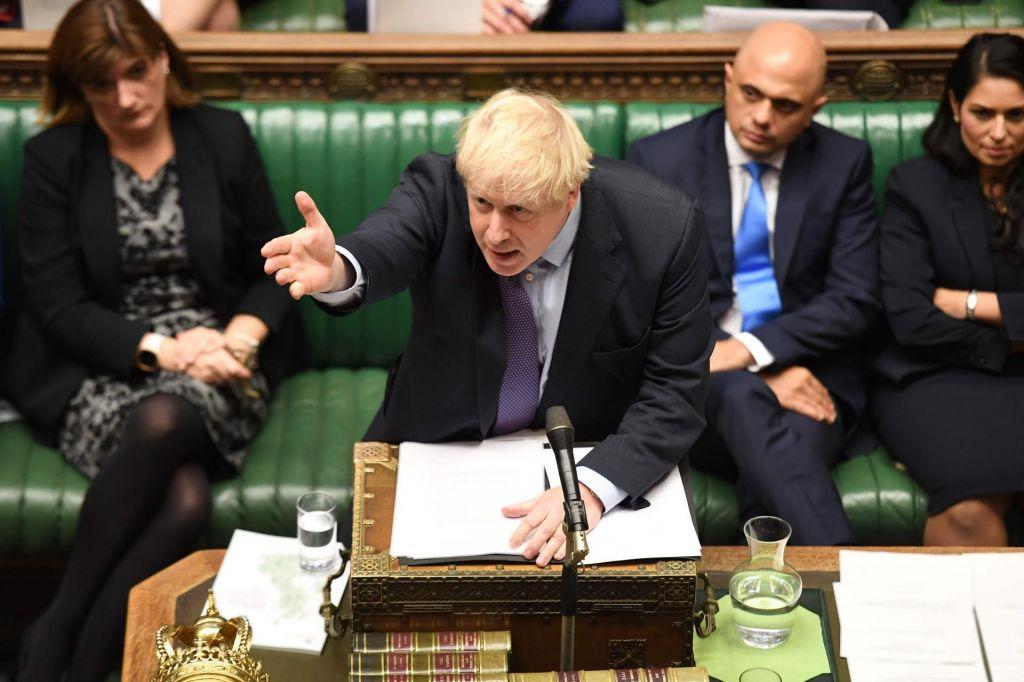 Čas ni na Johnsonovi strani