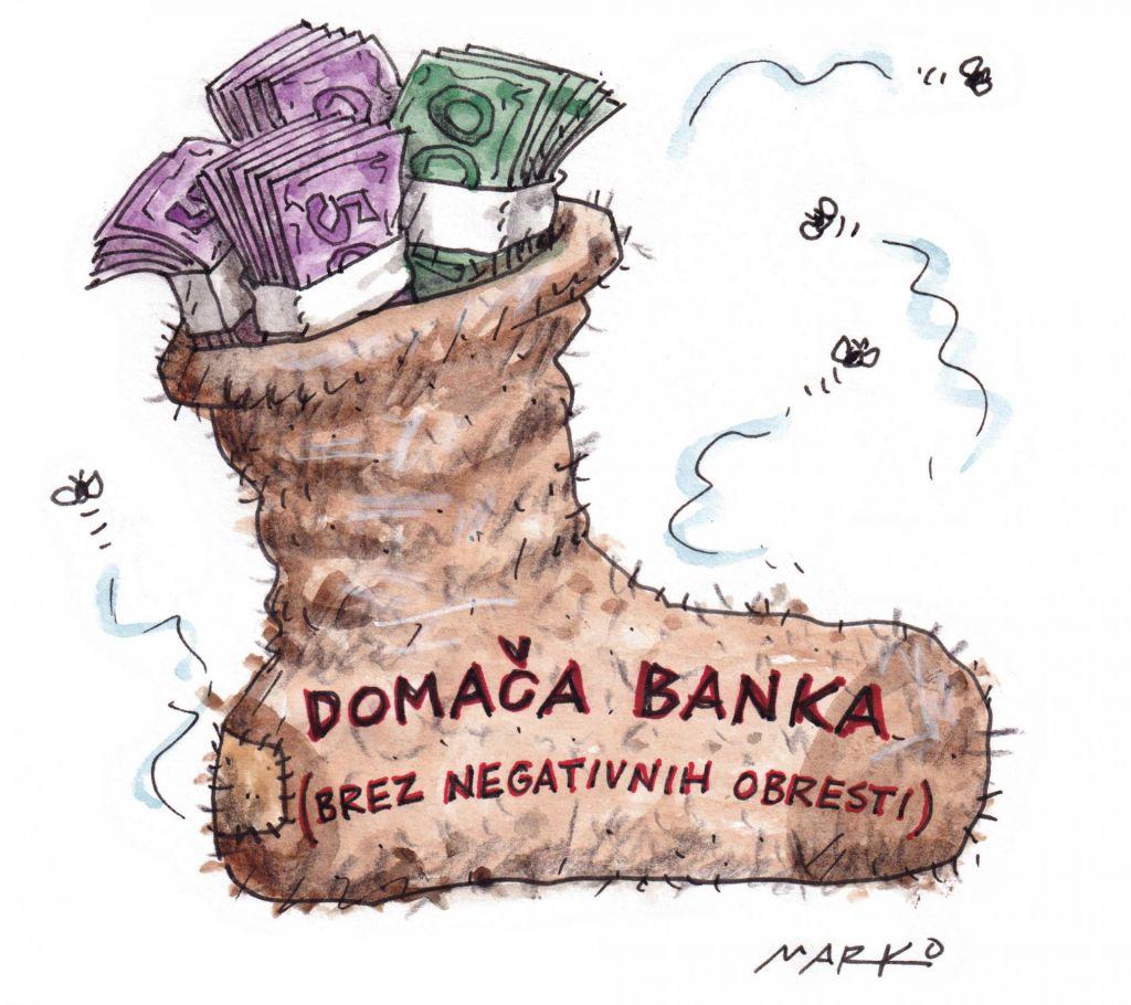 Banke v Sloveniji