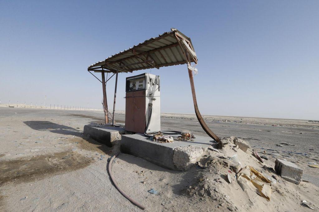 FOTO:Kakšna je strategija naftnih družb in trgovcev z nafto