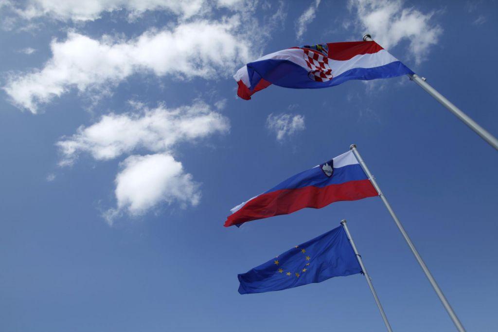 FOTO:Hrvaška čez prvo oviro na dolgi poti v schengen