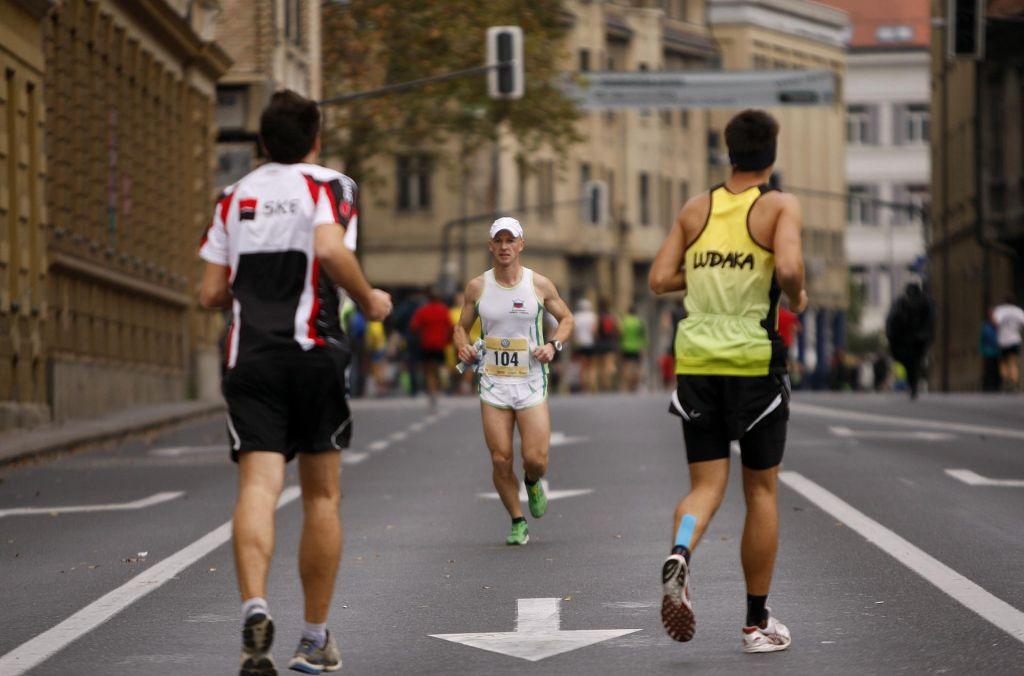 FOTO:Vse, kar vas zanima o maratonu in teku