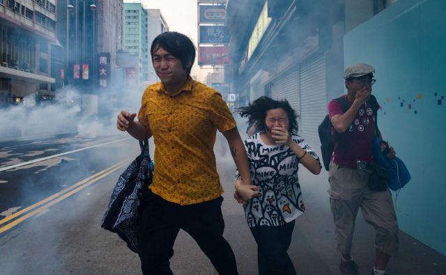 Duševne stiske so povezane z dolgotrajnimi neuspešnimi protesti.<br /> FOTO: AFP