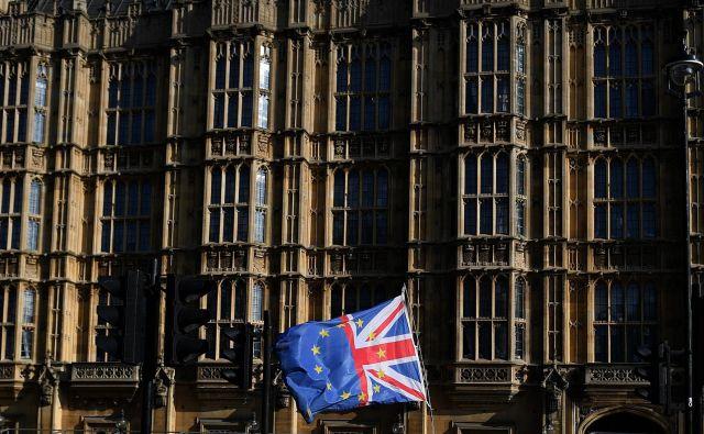 Novo podaljšanje članstva Združenega kraljestva v EU se zdi neizogibno. Foto Daniel Leal-olivas/Afp