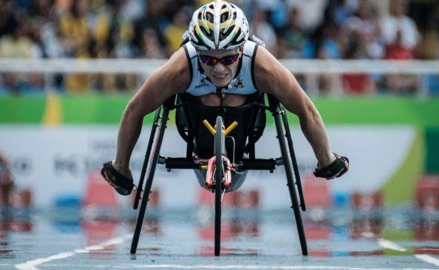 Šport in tekmovanja so bili zanjo neke vrste zdravilo. FOTO: Yasuyoshi Chiba/AFP