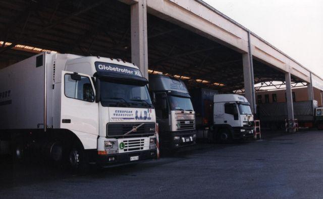 V Sežani načrtujejo mega logistični center.