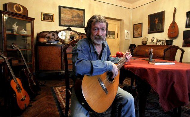 Tomaž Pengov je bil unikatna glasbena pojava. Foto Matej Družnik