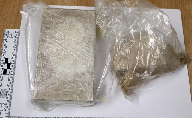 Skupaj so policisti izvedli 15 zasegov droge. FOTO: PU Murska Sobota