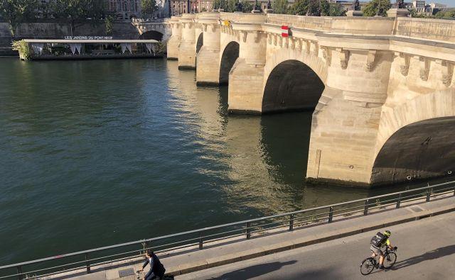 Prizor iz Pariza. Foto: Mimi Podkrižnik