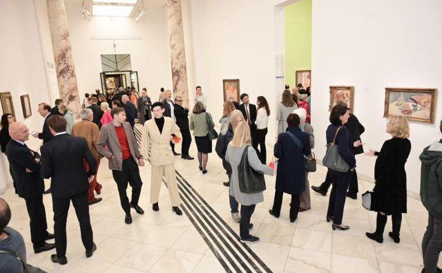 Bonnardova razstava je eden izmed vrhuncev letošnjega leta. Foto Leisure Communications