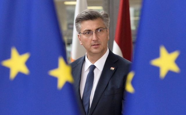 Andrej Plenković<br /> Foto: Reuters