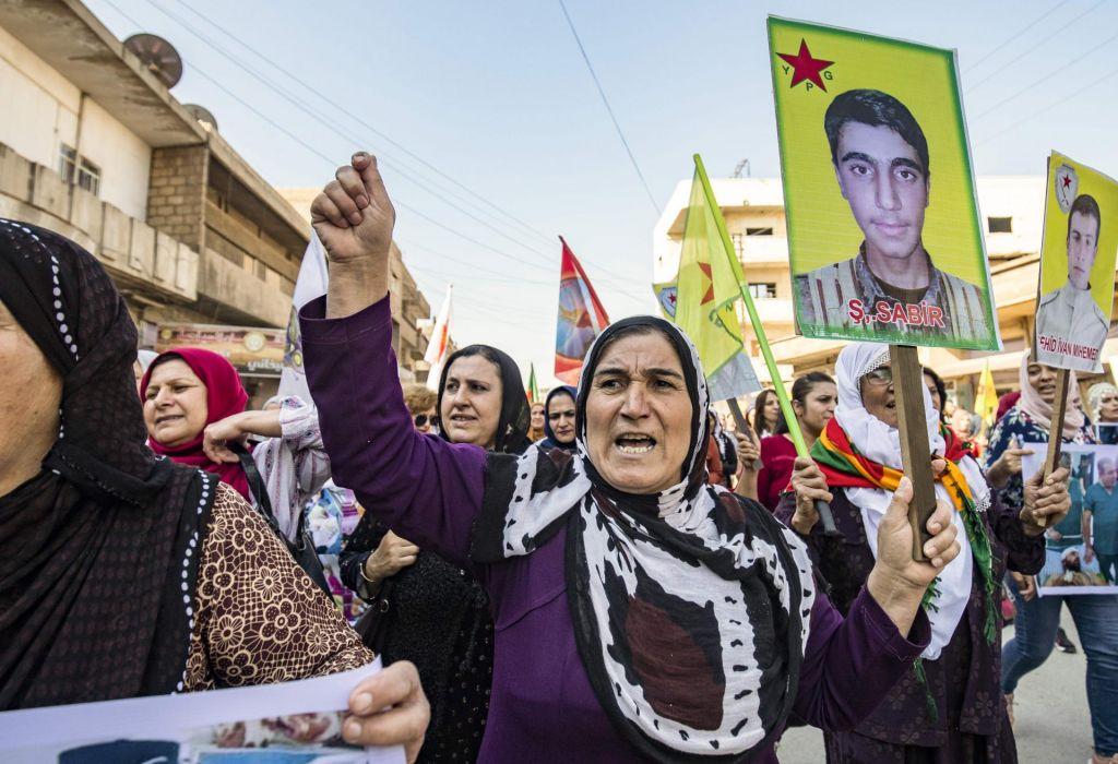 Kurdi se umikajo – zamenjale jih bodo skupne rusko-turške patrulje