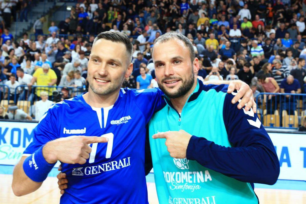 FOTO:Zorman in Žvižej, zbogom in dobrodošla