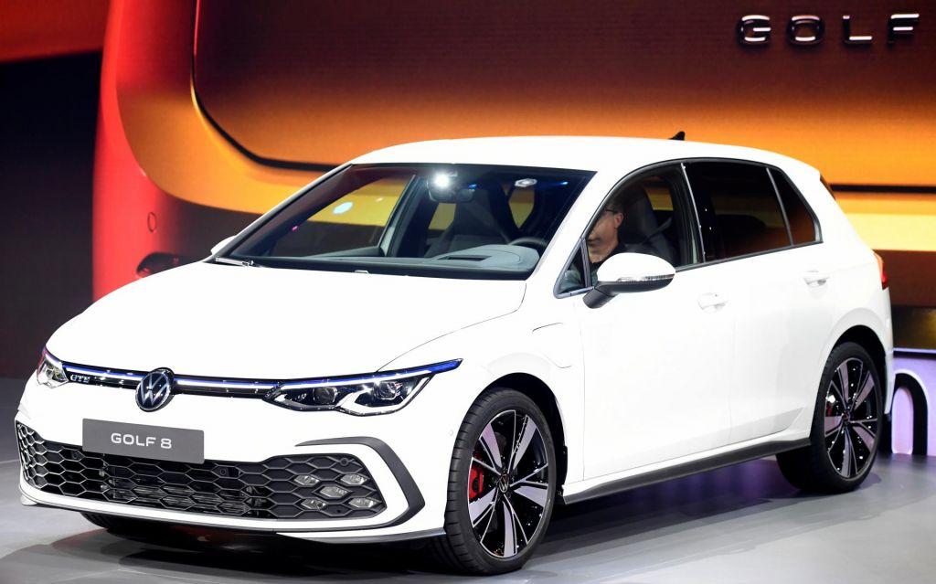 FOTO:Osma generacija najbolje prodajanega avtomobila v Evropi