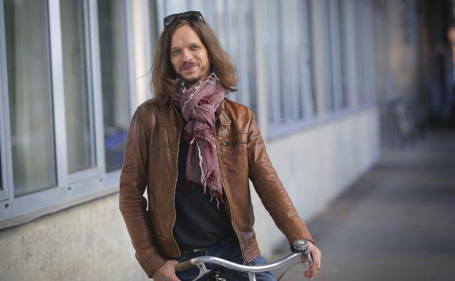 Peter Baroš, zagovornik pisarne za izvoz slovenske glasbe Foto Jože Suhadolnik