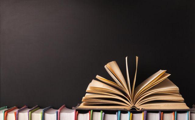 Slovenci smo med vodilinimi pri številu izdanih knjig. FOTO: Shutterstock