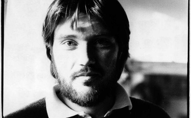 David Tasić leta 1990. FOTO: Tone Stojko