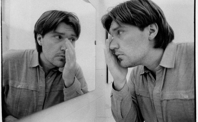 David Tasić leta 1989. FOTO: Tone Stojko