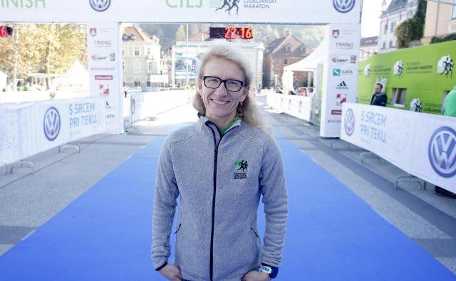 Barbara Železnik je članica organizacijske ekipe že od tretje izvedbe ljubljanskega maratona, v zadnjem obdobju pa je vodja projekta. FOTO: Roman Šipić