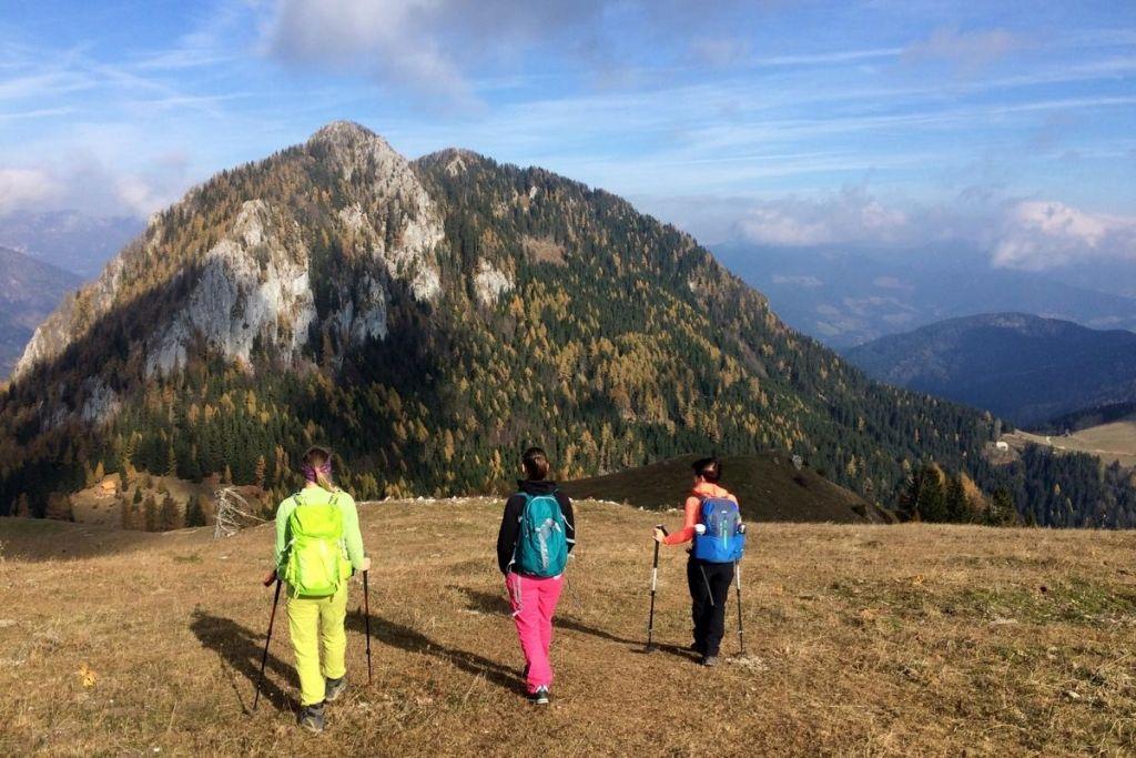 Visokogorske planinske koče so zaprte, previdno v gore
