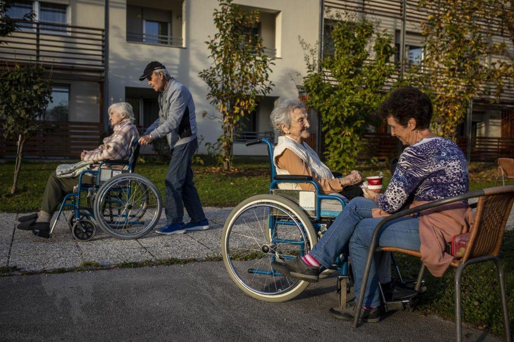 Dunajske stanovanjske skupnosti za starejše