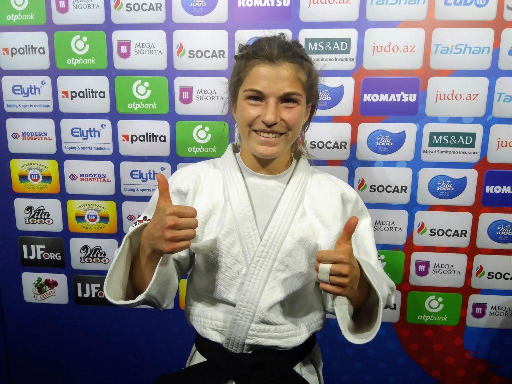 Maruša Štangar izgubila šele v finalu tekmovanja za veliki slam