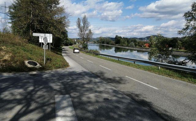 Osumljenec je v začetku oktobra na tem mestu ugrabil natakarico. FOTO: Aleš Andlovič