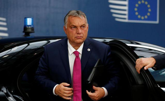 Premier Marjan Šarec je danes na prvem uradnem obisku pri madžarskem kolegu Viktorju Orbánu. FOTO: Reuters