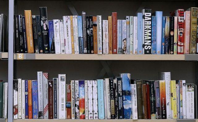 V knjigarnah vas čakajo nove knjige. Foto Blaž� Samec