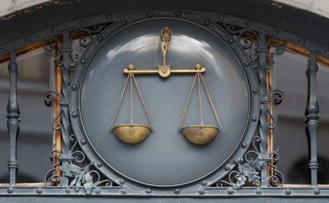 Lani je le enemu sodniku prenehala funkcija, ker ni dosegal standardov. FOTO: Marko Feist