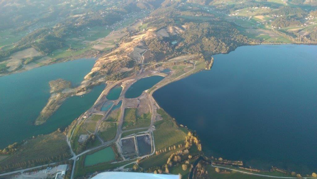 Občane Šoštanja je strah, da bo mesto zalila voda