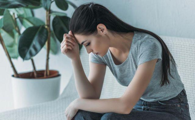 Razočarana ženska FOTO: Shutterstock