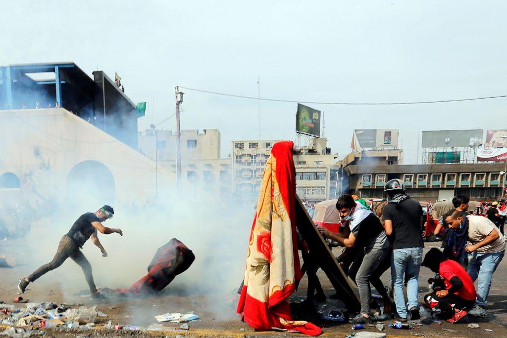 FOTO:Tudi ta konec tedna v znamenju protestov