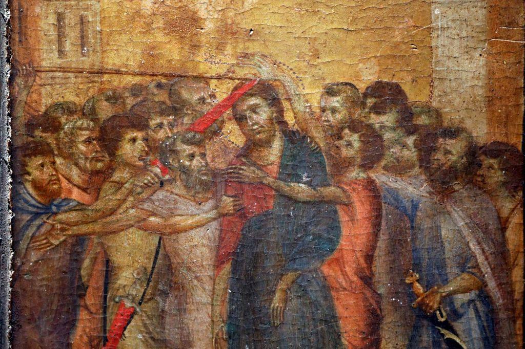Domnevno Cimabuevo delo, ki je viselo nad štedilnikom starejše ženske, prodali za 24 milijonov evrov