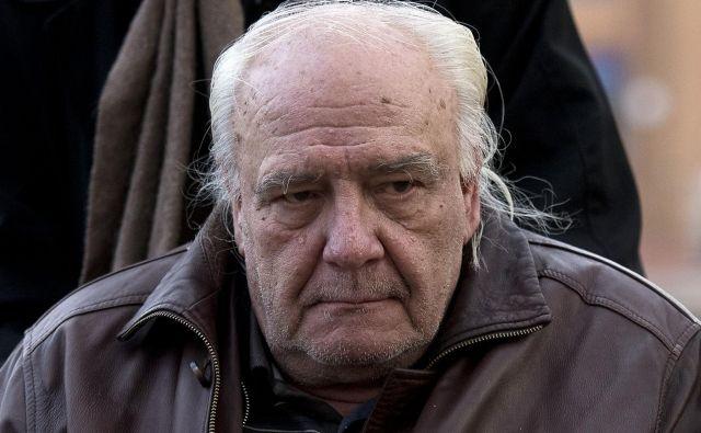 Vladimir Bukvoski je v umrl v 77. letu zaradi zastoja srca. FOTO: Justin Tallis/AFP