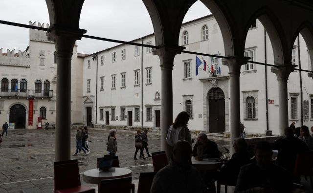 Koprčani so glasovali o razdelitvi nekaj manj kot pol milijona evrov za projekte, ki jih najbolj podpirajo. Foto Leon Vidic