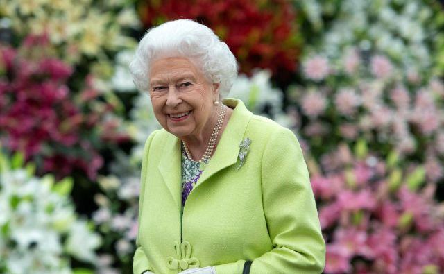 Kraljica Elizabeta. FOTO: Pool, Reuters