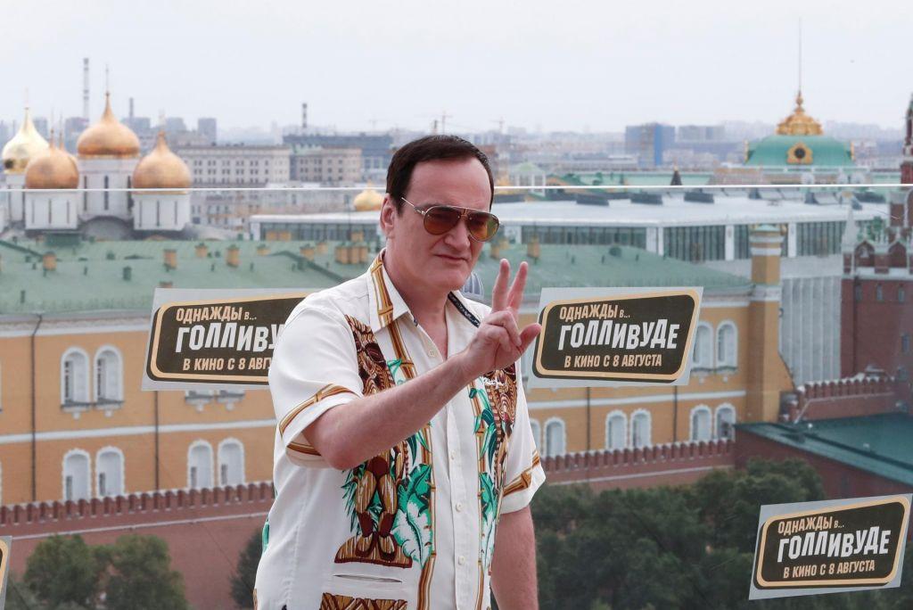 Tarantinov film podaljšan za deset minut