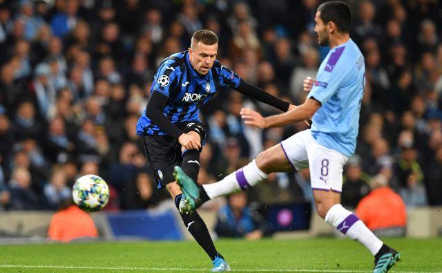 Josip Iličić je zabil najmanj en gol 25 različnim klubom v serie A. FOTO: AFP