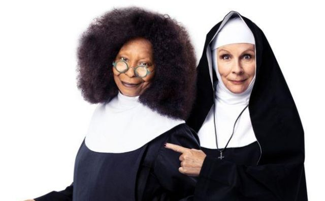 Whoopi Goldberg. FOTO: Press