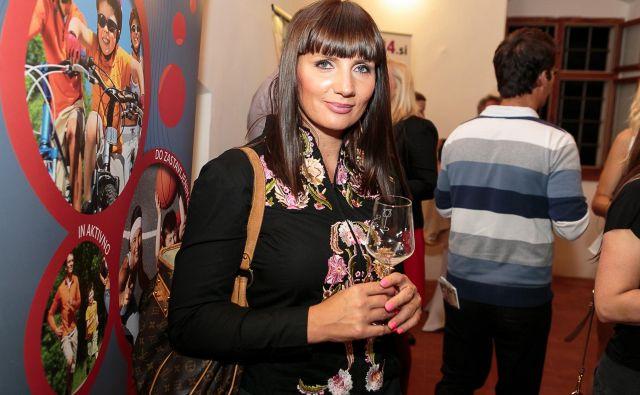 Lidija Mavretič je bila prva vinska kraljica Slovenije. FOTO: Mediaspeed