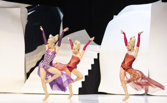 Balet Pepelka. FOTO: Tiberiu Marta