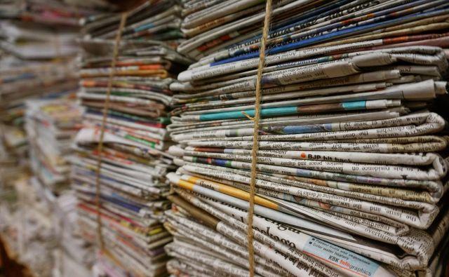 V vsakem časopisu se skriva košček zgodovine. Foto Shutterstock