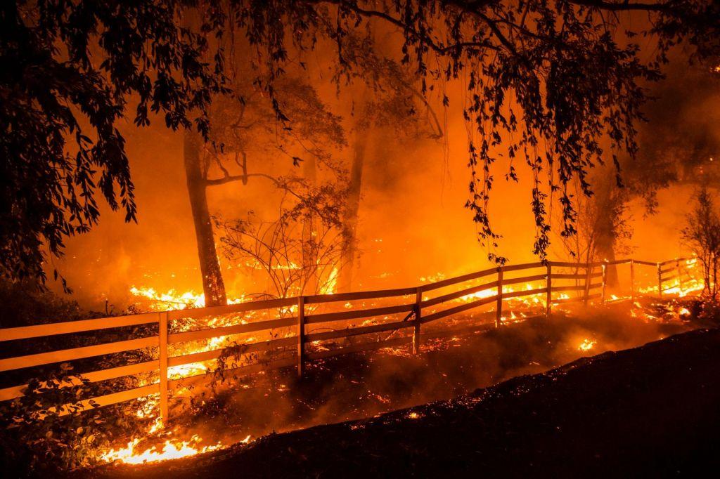 Požar se ne zmeni za bogate in slavne